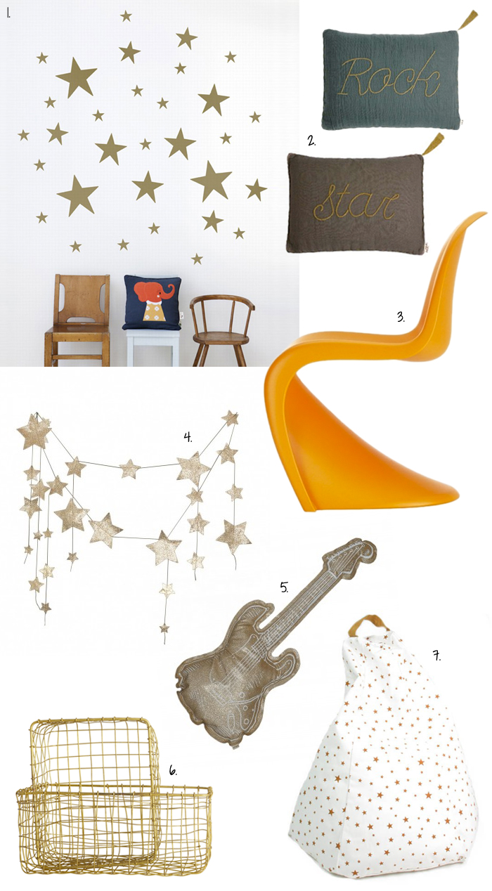 gold-deco-chambre-enfant