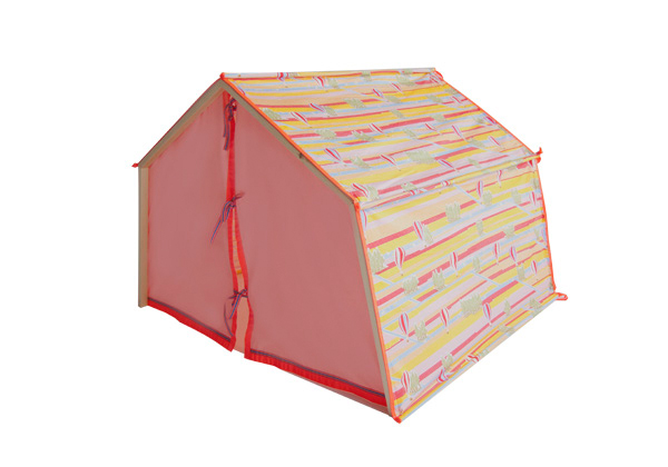 Kids on Roof tent