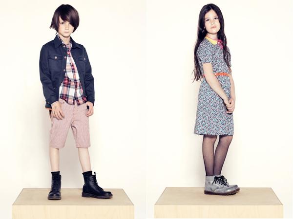 Talc kids fashion