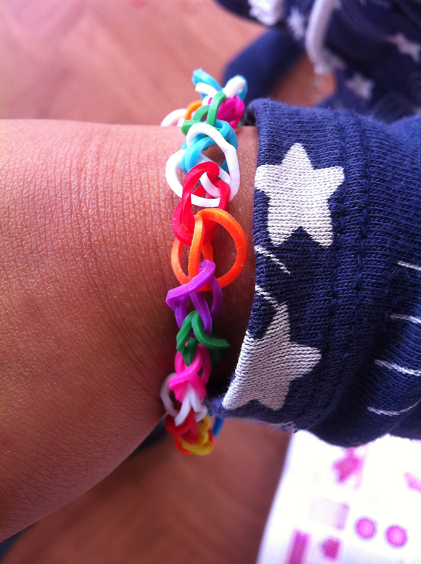 DIY Crazloom bracelets