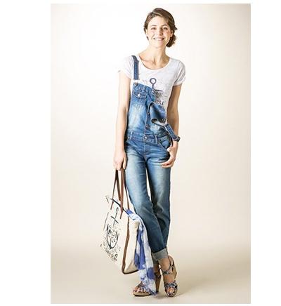 Salopette Bonobo Jeans