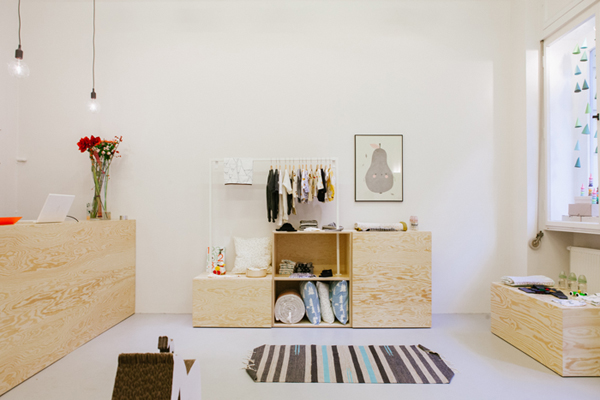 Tiny Kids Concept Store in Berlin Mitte