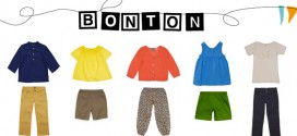 Bonton Free Giveaway : Win a Kids Fashion Outfit!
