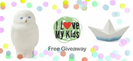 Free Giveaway ILoveMyKids.fr & Goodnight Light