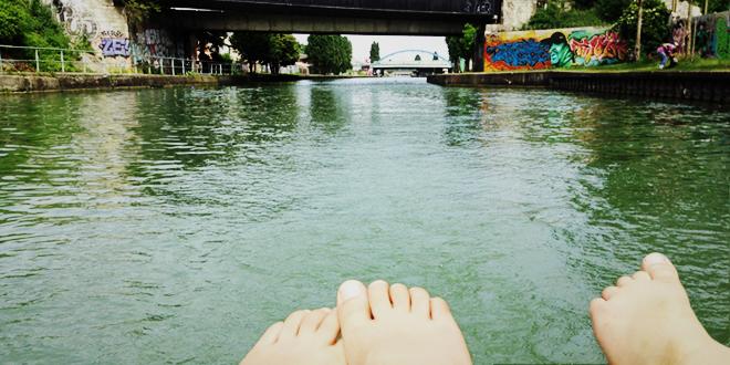 Marin d'eau douce - location de bateau à Paris