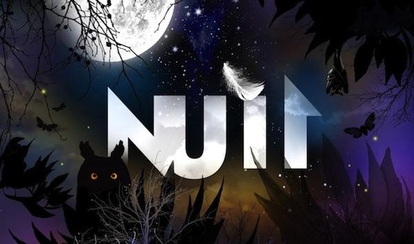 Exposition Nuit au Muséum d'Histoire naturelle