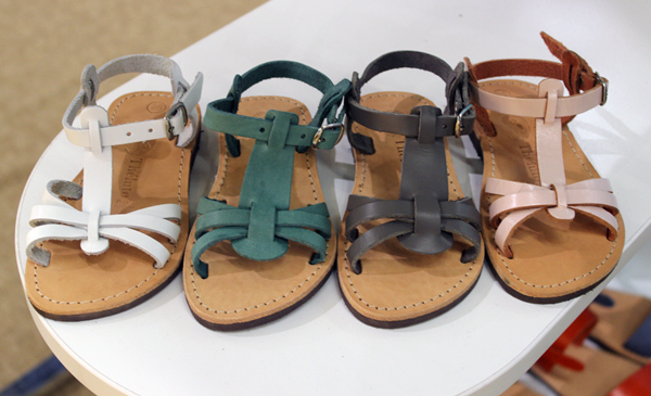sandales Théluto