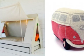 Kids Room Inspiration: Decor Camping!