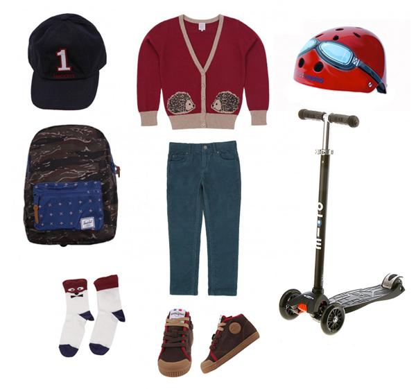 Smallable boys fashion