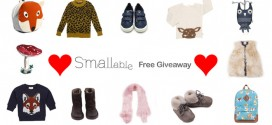 Free Giveaway SMALLable + Back to School Selection + Code Promo
