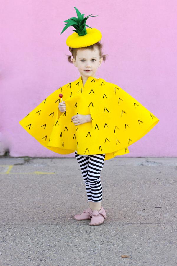 pineapple-costume