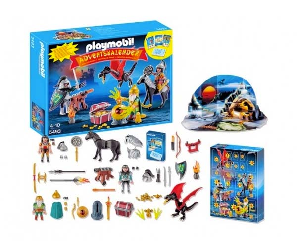 Playmobil-5493-Calendrier-Avent