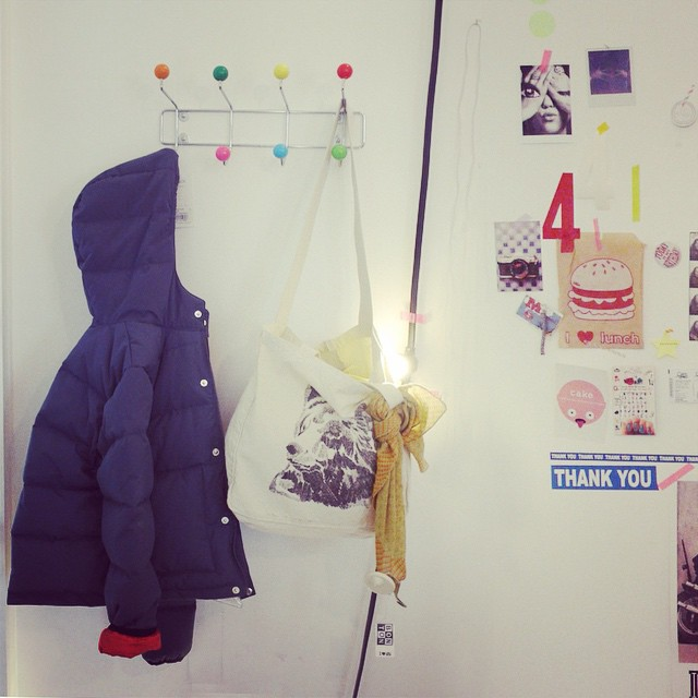 Time to get the winter jackets out! #winterjacket #bonton #pyrenex #kidsfashion