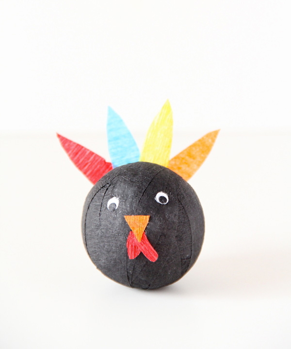 Turkey Surprise Ball
