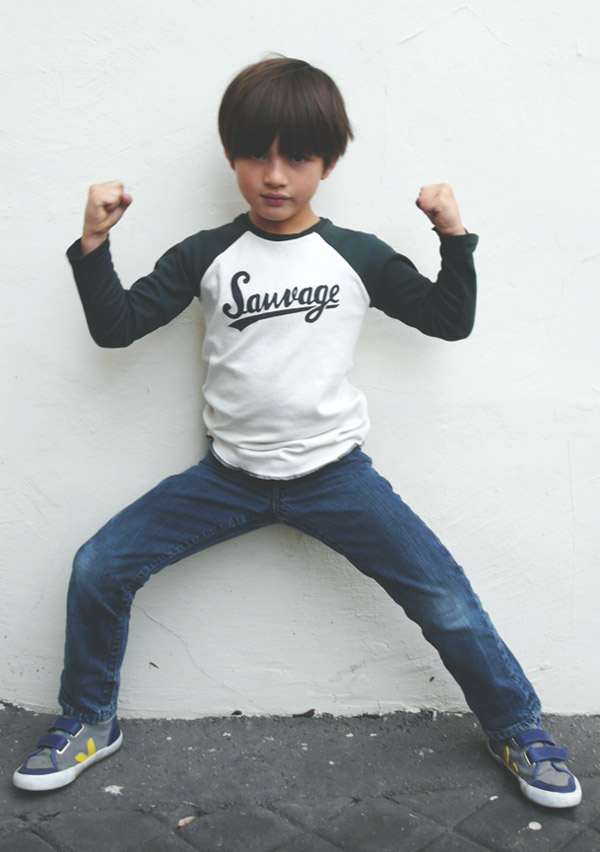 L'Enfant Sauvage kids fashion