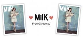 Free Giveaway MilK Magazine : MilK 46 à gagner !