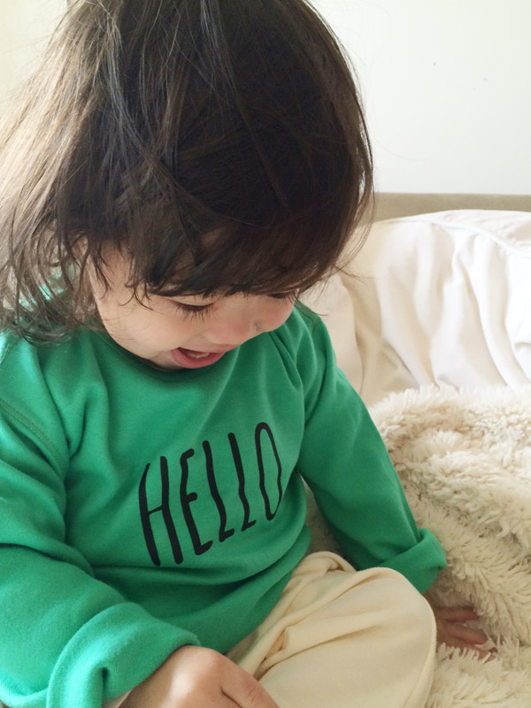 Organic Zoo baby fashion