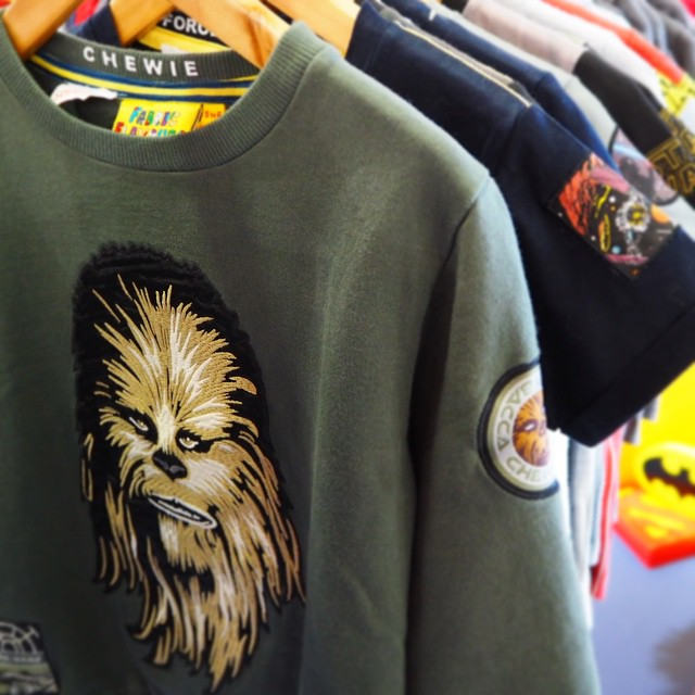 Fabric Flavours: A very fun and fab brand not just for girls but especially for BOYS... also at a very nice price! #starwars #hero #super #kidsfashion #kids #fabricflavours #boysfashion #playtimeparis #instakids #paris #iloveplaytime #starwarsfan