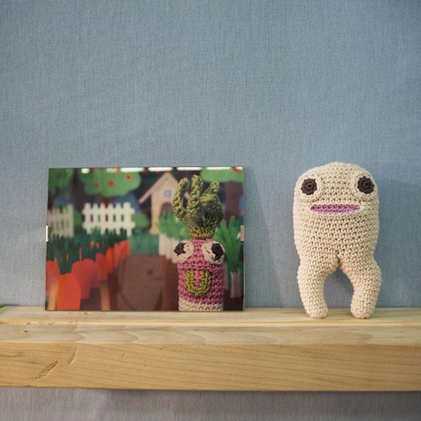 Myum crochet dent