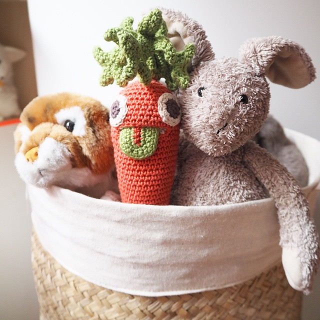 Last day to win your little MyuM friend ?☺️All details at yoyo-mom.com ! Dernier jour pour le #concours @hellomyum ! #kids #fruits #veggies #toys #ecofriendly #instagramkids #EasterBunny