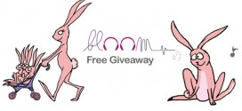 Free Giveaway Bloom – 1 Appli ou 1 Birthday Box à gagner !