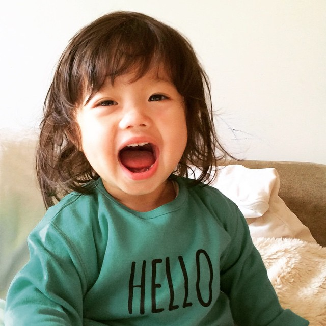 HELLO and Happy Saint Patrick's Day! Go Green! ??? #organiczoo #green #kidstyle #kidsfashion #kids #organic #saintpatrick #stpatricksday #ecofriendly #hello #kid #smile