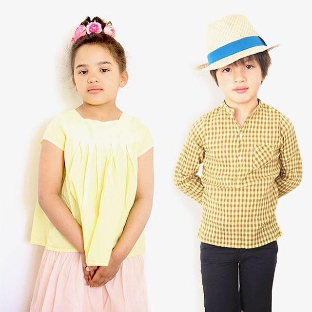 I'm feeling pretty! Vive le beau temps, le soleil et les fleurs ! Happy Birthday Kids! #Bonton #kidsstyle #kidsfashion #enfant #ig_kids #springfashion