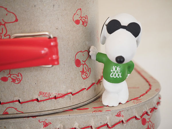 Snoopy et Bonton
