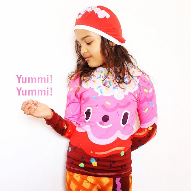 Do you know Kid Them All ?! They are the most adorable pajamas for kids! Discover this new brand!! Notre coup de ❤️! #kidthemall #kidstyle #kidsfashion #littlemonsters #instacute #yummy