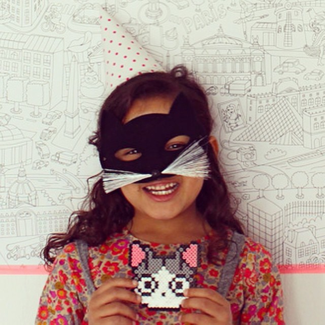 Chi Party! ??? #chi #birthday #kidparty #mylittleday #hama #kidsbday #kids #instamoment #instaparty #diy
