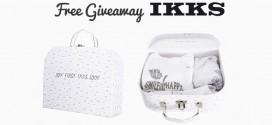 Free Giveaway IKKS : un coffret naissance unisexe à gagner !