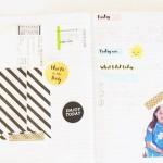 DIY travel journal for kids