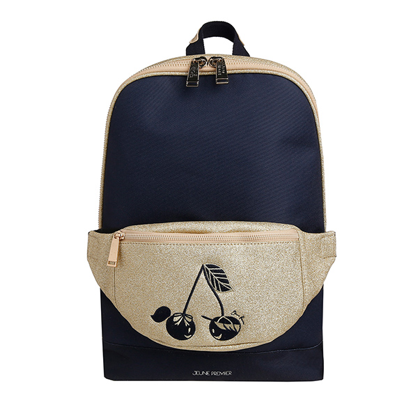 Jeune Premier Backpack Jackie Icons