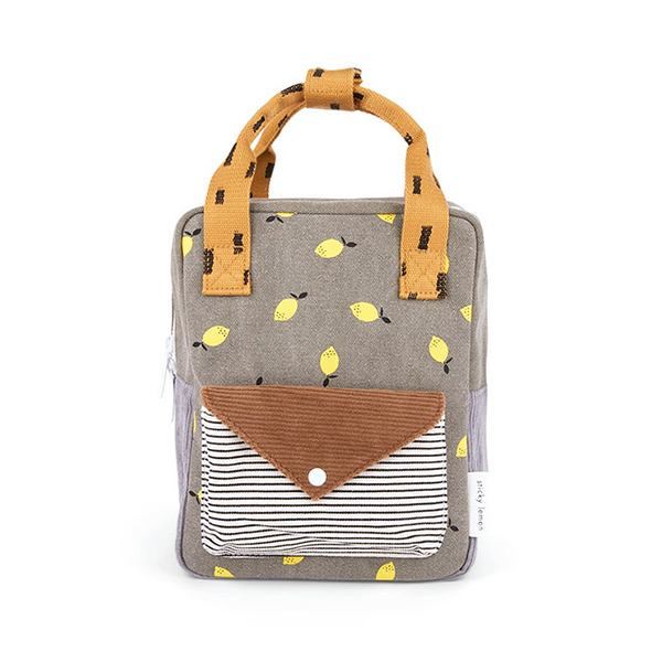 Sticky Lemon Bag