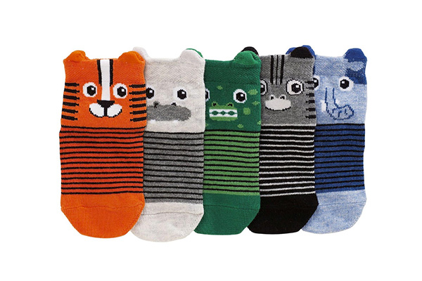 chaussettes animaux 3 Suisses