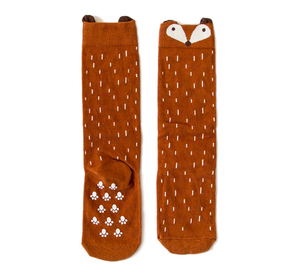 chaussettes renard Mini Dressing