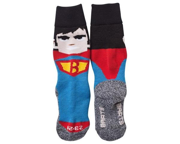chaussettes superman Barts