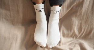 DIY Animal Socks