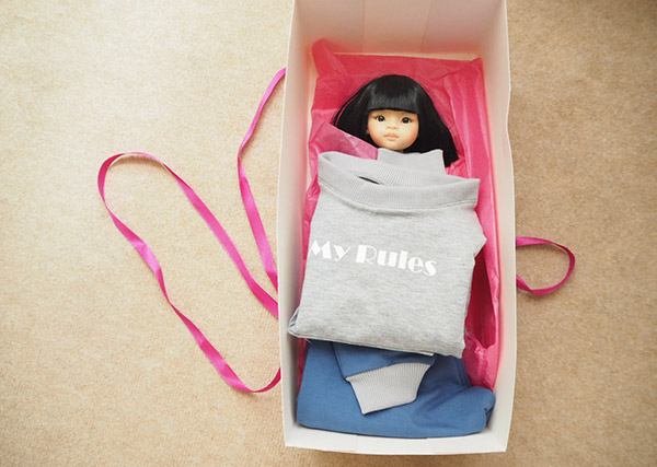 La Lalla Doll