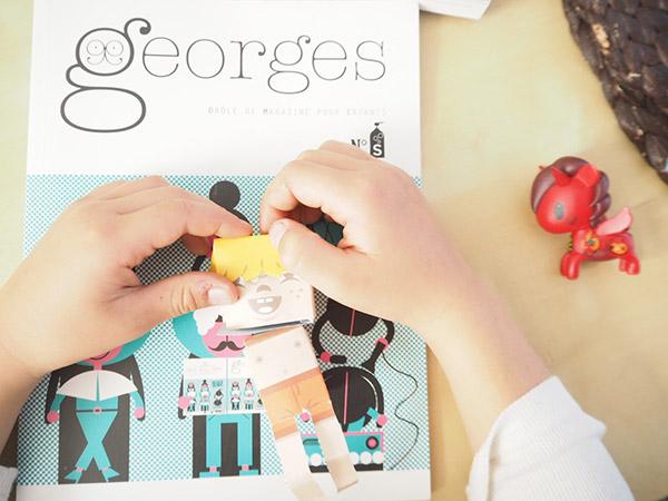 Magazine Georges Shampooing