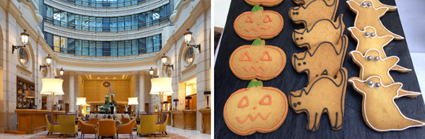 marriott-champs-elysee-halloween