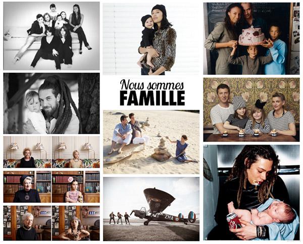 Nous Sommes Famille Portraits