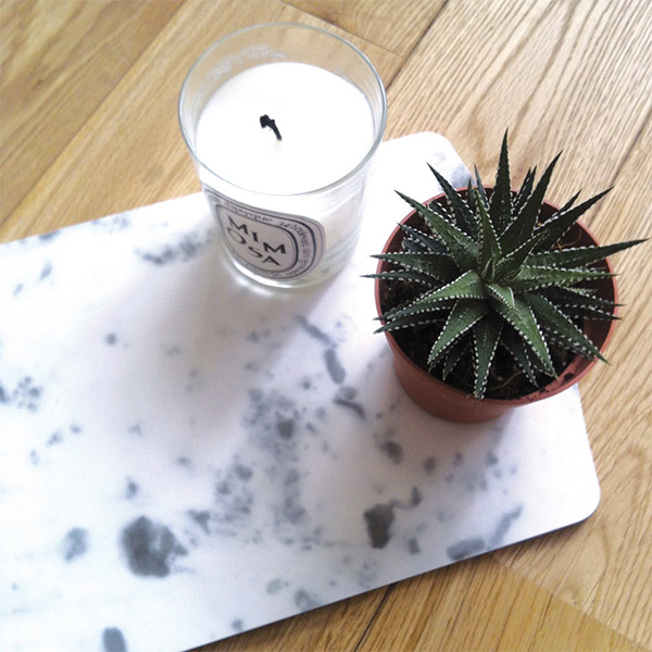 Oelwein marble cutting board