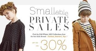 SMALLable Sale