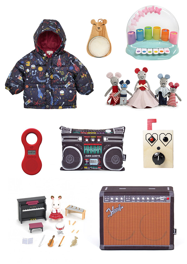 Cadeaux Noël Musique