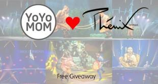 Cirque Phénix Free Giveaway