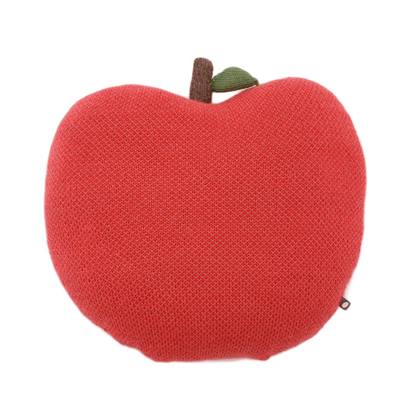 Coussin pomme Oeuf NYC