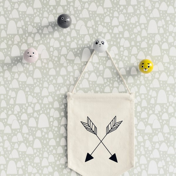 Drapeau Arrow Ferm Living
