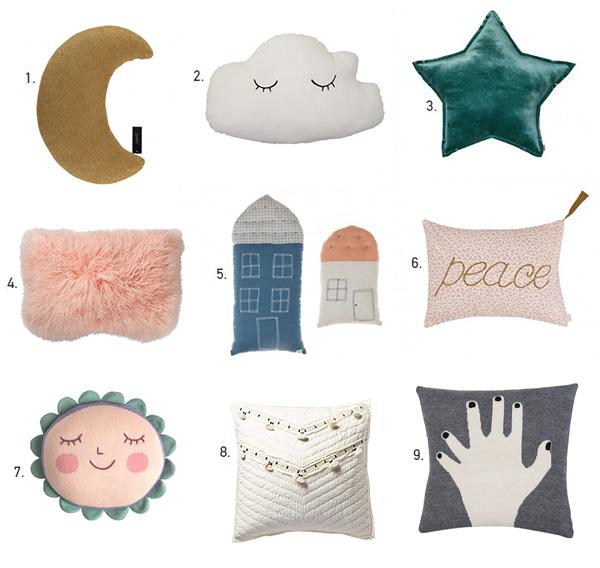 Kids Designer Pillows
