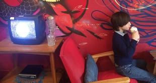 Café à Paris pour Enfants